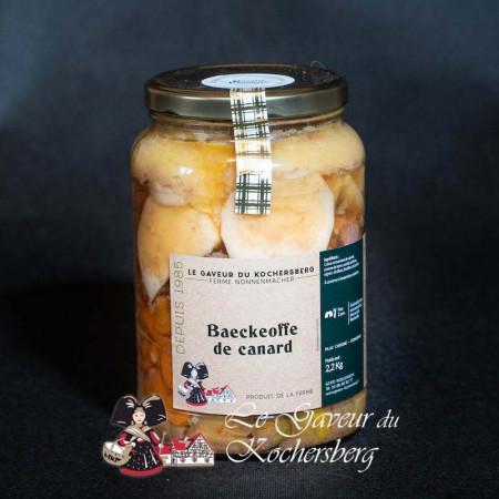 Baeckeoffe de canard (2 pers.)