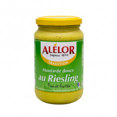 Moutarde Douce au Riesling...