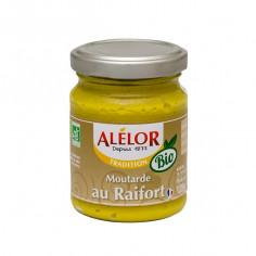 Moutarde au Raifort BIO 125G