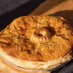 Tourte Riesling ( 3-4 pers. )