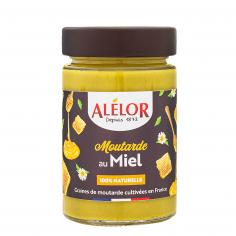 Moutarde au Miel 100% Naturelle – 200g