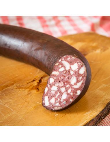 Saucisse noire d'Alsace