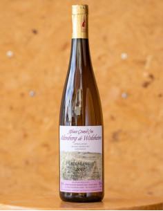 Riesling Grand Cru Altenberg 2017, domaine DISCHLER André, vin d'Alsace