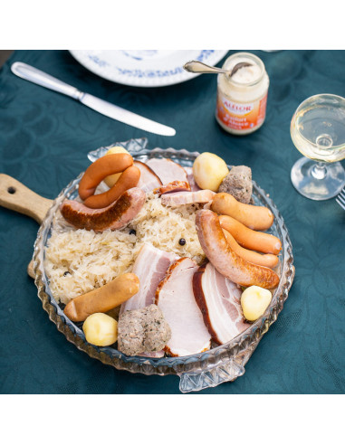 KIT CHOUCROUTE CUITE 2pers. - Hors chou